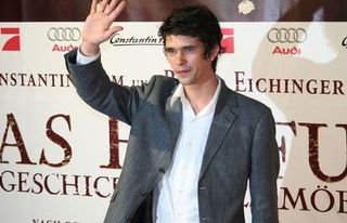 Ben Whishaw says hello to the stage again