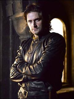 Gorgeous as a baddy Mr R Armitage as Guy of Gisborne