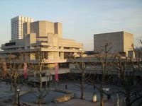 National Theatre on the South Bank