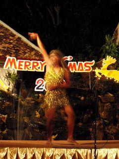 Christmas Day entertainment, Thai-style