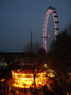 South Bank gets all Christmassy