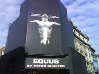 Equus at the Gielgud Theatre
