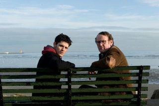 Parked-Colin-Morgan-and-Colm-Meaney-The-Film-Pilgrim