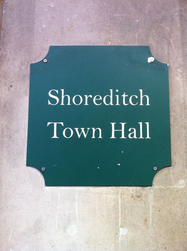 Shoreditch Town Hall: Review: Roundabout New Writing Season At Shoreditch Town