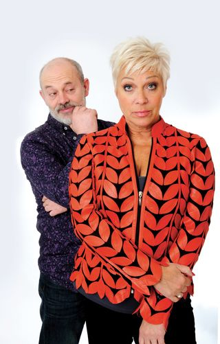 Keith_Allen_and_Denise_Welch_-_Smack_Family_Robinson_-_credit_Jason_Kelvin