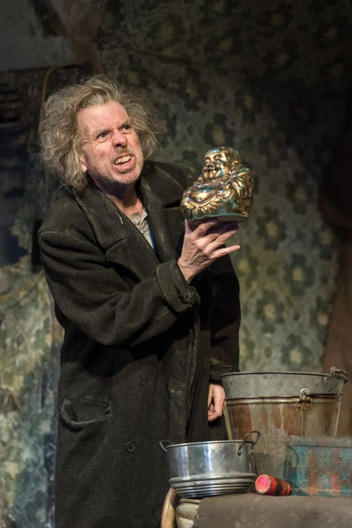 Timothy Spall (Davies) in The Caretaker at The Old Vic. Photo by Manuel Harlan (3)