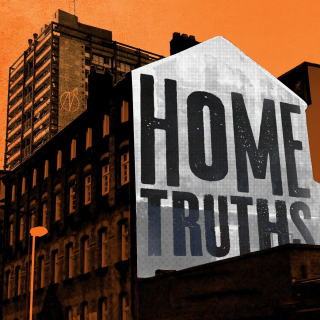 HOME TRUTHS  RUNS AT THE BUNKER THEATRE 17 APRIL TO  13 MAY (1).