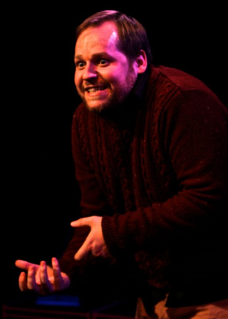 Andrew Maddock in The Me Plays 4 (c) Hannah Ellis Photography