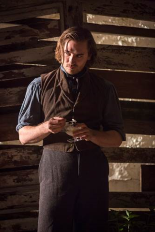 Seth Numrich Bazarov in Fathers and Sons Photo by Johan Persson