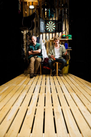 (c) Alex Brenner, no usage without credit; Weald (Snuffbox) @ Finborough Theatre 6