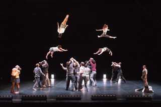 Compagnie XY's It's Not Yet Midnight... (courtesy of David Levene) 5