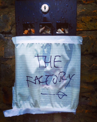 Factory Theatre macbeth sign