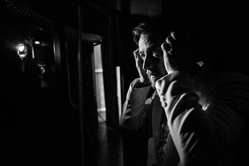The Ruling Class, Trafalgar Studio. ∏ Matt Humphrey - Curtain Call (2016).