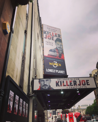 Killer Joe Trafalgar studios rev stan instagram