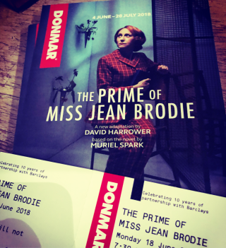 Prime of Miss Jean Brodie rev stan instagram