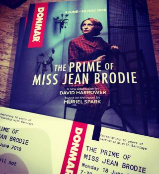 Prime of Miss Jean Brodie rev stan instagram