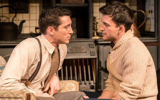 The York Realist  Donmar Warehouse. Photo Johan Persson