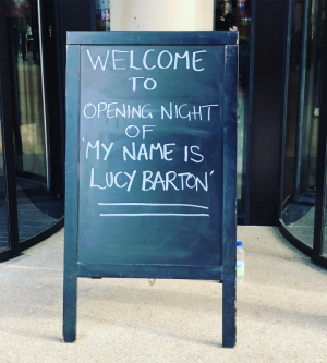 bridge theatre my name is lucy barton