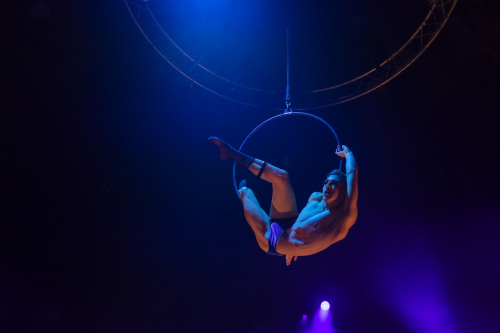 Beau Sargent in Little Death Club at UnderbellyFestival Southbank - Credit Alistair Veryard Photography (3)