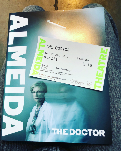 The-Doctor-Almeida-programme-ticket