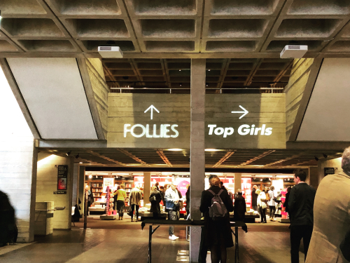 National Theatre top girls follies