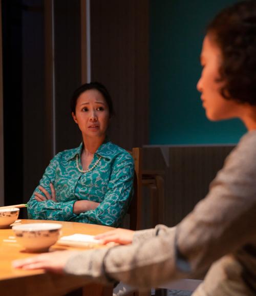 1. Linh-Dan Pham  Anna Nguyen - Summer Rolls at Park Theatre - Danté Kim