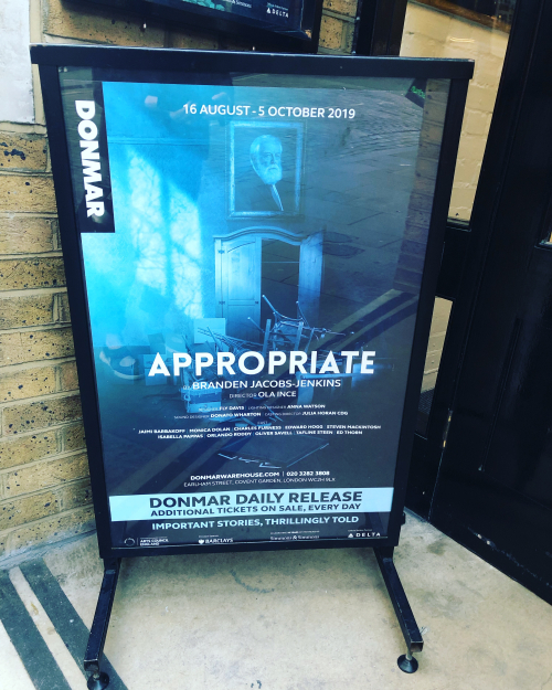 Appropriate-Donmar-Warehouse-poster