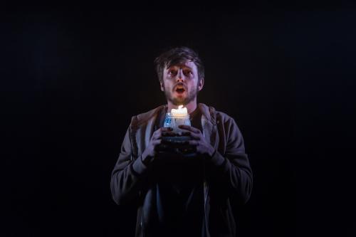 Rhys Dunlop as Pa photo Ste Murray
