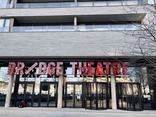 Bridge Theatre Feb 2021