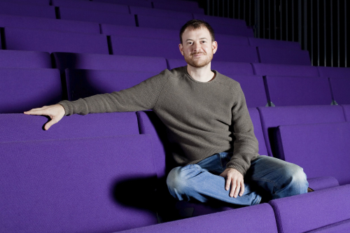 Owen Calvert-Lyons  Head of Theatre and Artist Development at Ovalhouse (credit Ludovic Des Cognets) 1