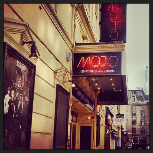 Mojo Harold Pinter theatre