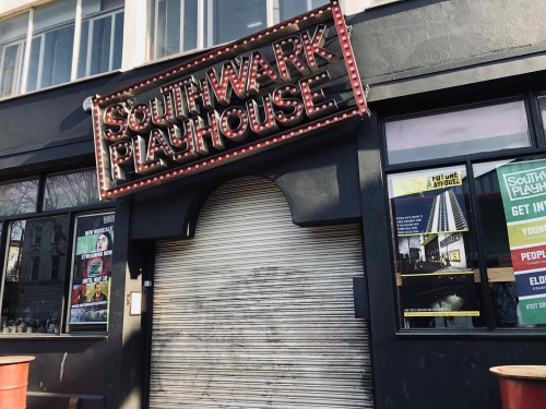 Southwark Playhouse Feb 2021